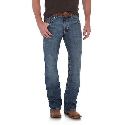 Rock 47 Slim Fit Bootcut Jean