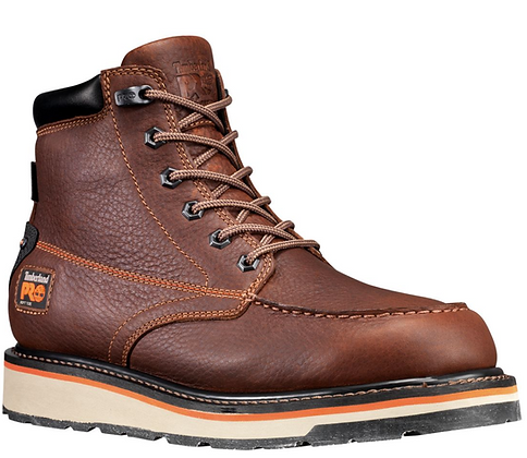 "Timberland Pro Gridworks 6"" Soft Toe Work Boot"