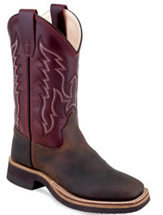 Old West Children's Western Boot