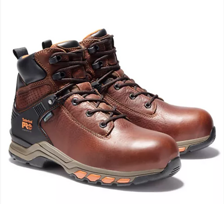"""TIMBERLAND PRO® HYPERCHARGE 6"""" COMP TOE WORK BOOTS"""
