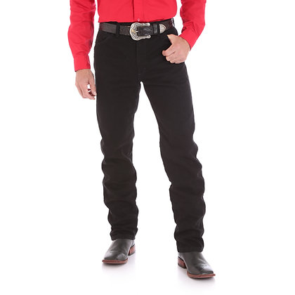 Wrangler Cowboy Cut Original Fit Shadow Black