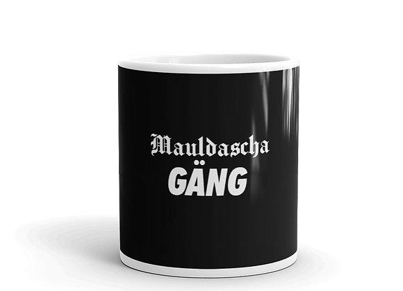 GERMAN RAVIOLI GANG COFFEE MUG