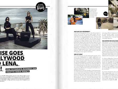 "TEAM LA BOUFFIER featured in our german hometown magazine ""Geheimtipp Stuttgart"""