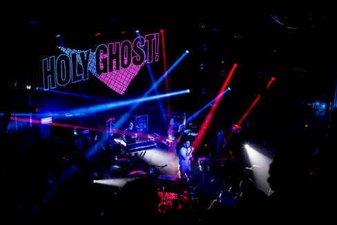 GIORGIO'S ft. Holy Ghost!, Dita Von Teese & More