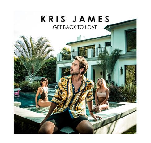 KRIS JAMES COVER SHOOT