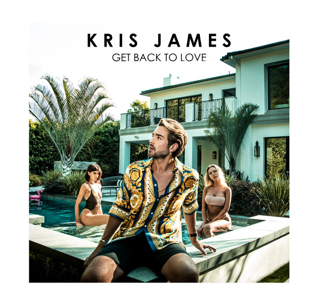 KRIS JAMES COVER SHOOT