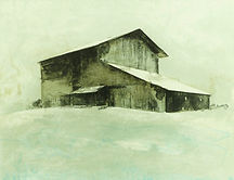 Ardi Brouwer, 'Kandertal I', lithography