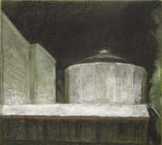 Mesdag on stage