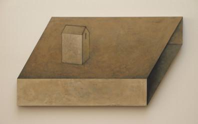 On a box