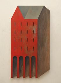 Rood huis (vier poorten)