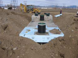 CFRBC Wastewater System