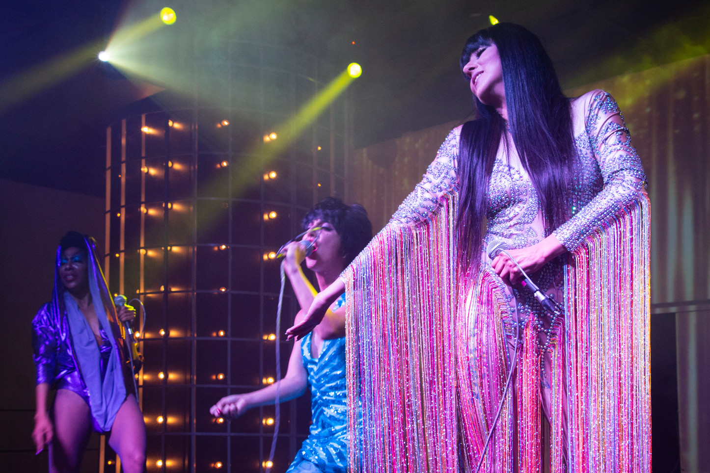 Cher and friends