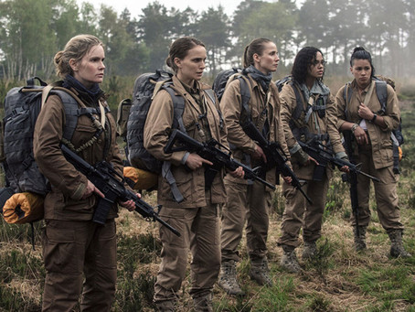 REVIEW: Annihilation is One of the Best Female Cast Driven Movies to Date