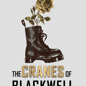 The Prairies Book Review of the Cranes of Blackwell