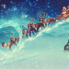 Rewind: An Interview with the (Surprisingly) Eclectic Father Christmas