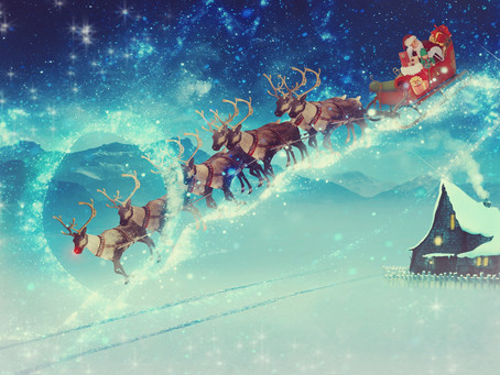 An Interview with the (Surprisingly) Eclectic Father Christmas