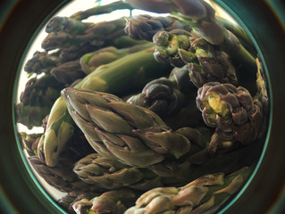 Asparagus from seed to plate