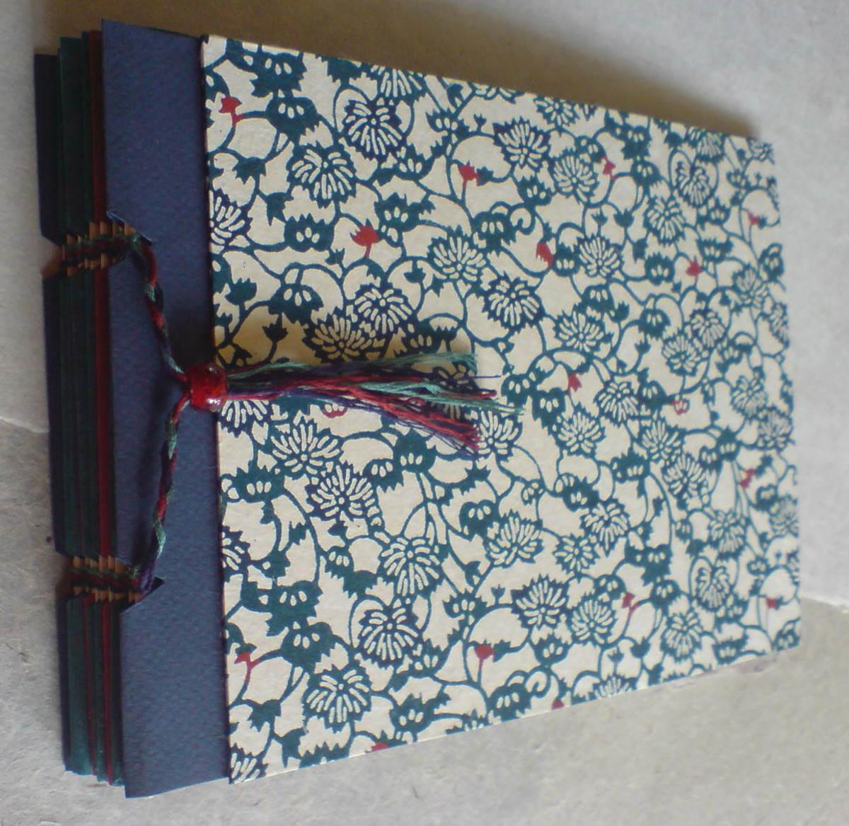 Stick bound gift album