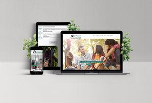 Webseite Annakolleg Augsburg