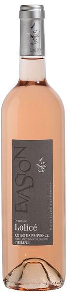 Domaine Lolice Wine Evasion Rosé