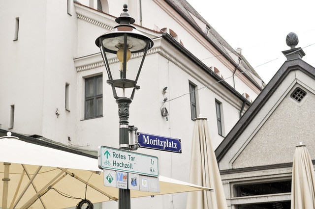 Die Lage der Praxis Dönmez am Moritzplatz