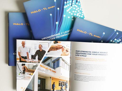 Aufs nächste Marketinglevel gebracht: WALO – TL GmbH