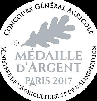 silver medal Agricultural