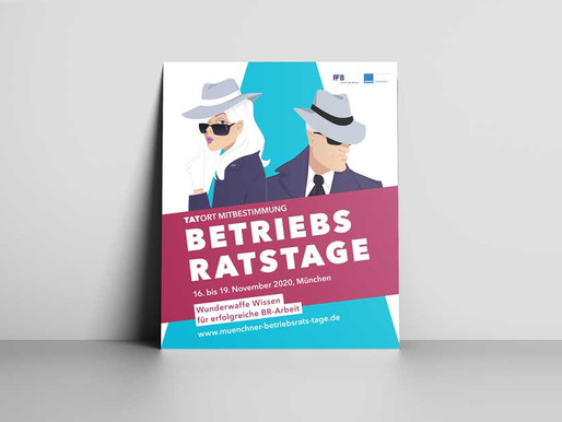 Tatort Corporate Design Refresh & Marketingkampagne für die WEKA Akademie GmbH