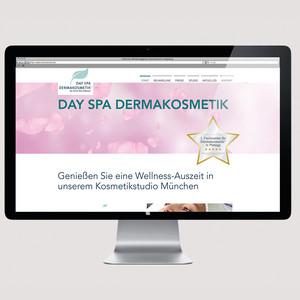 Startseite von Day-Spa-Dermakosmetik