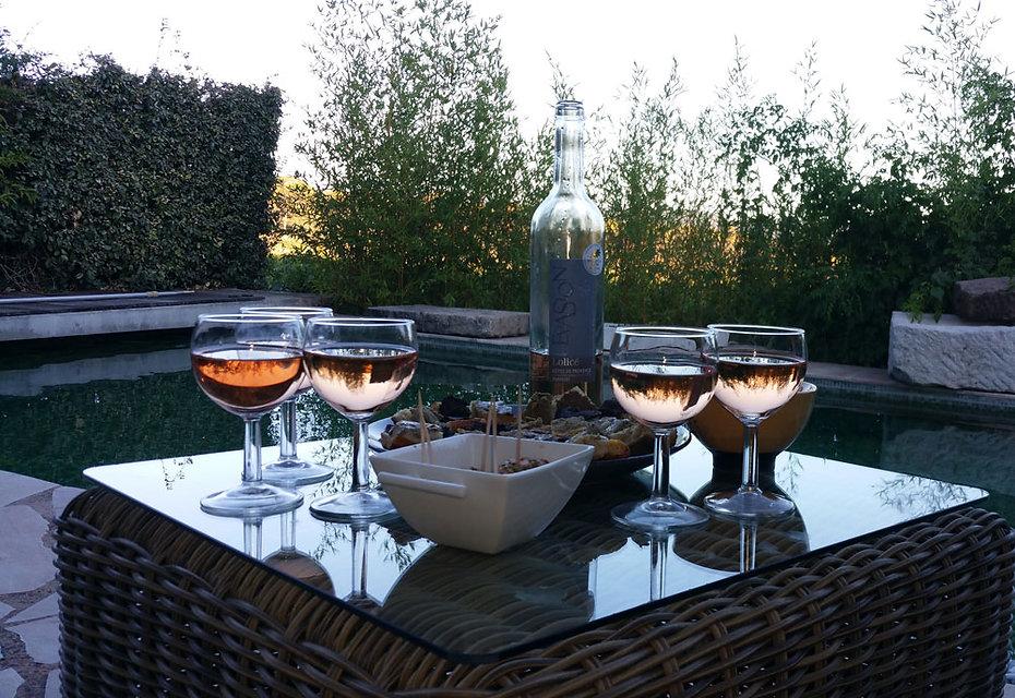 Wine Provence-Pierrefeu