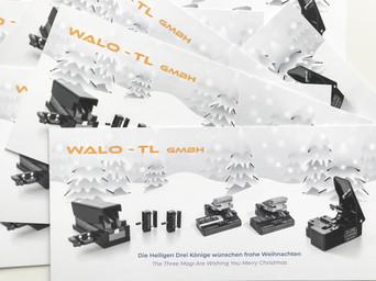 Weihnachtskarten WALO-TL