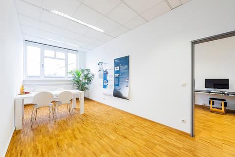 Büroräume Werbeagentur Charismarcom