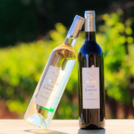 Wine Cuvèes Evasion