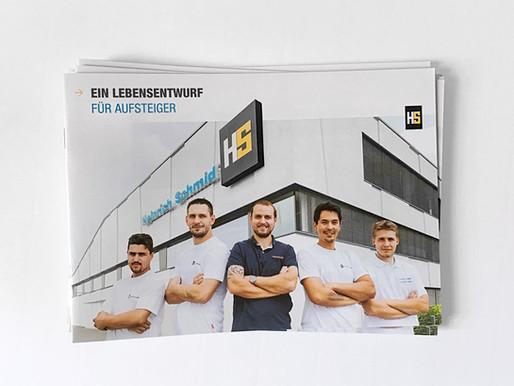 Personalmarketing & Recruiting Heinrich Schmid GmbH: Handwerker mit Leidenschaft gesucht