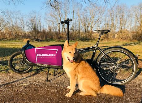 Agentur Charismarcom: nachhaltige Mobilität