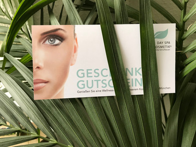 Druckflyer_Day_Spa_Dermakosmetik