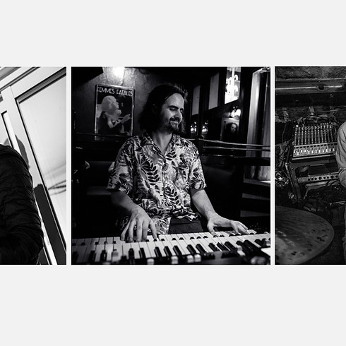 """Trio d'orgue Jazz """"Le Collectif"""""""