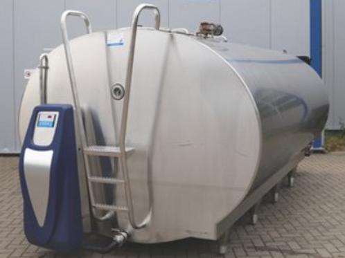 Mueller O-2250 - Milchtank gebraucht - über 9000 Liter