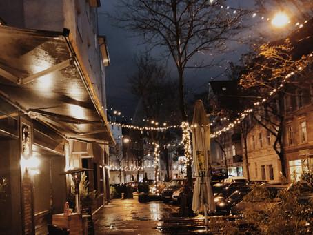 Stadtlichter - die Idylle der neuen Zeit