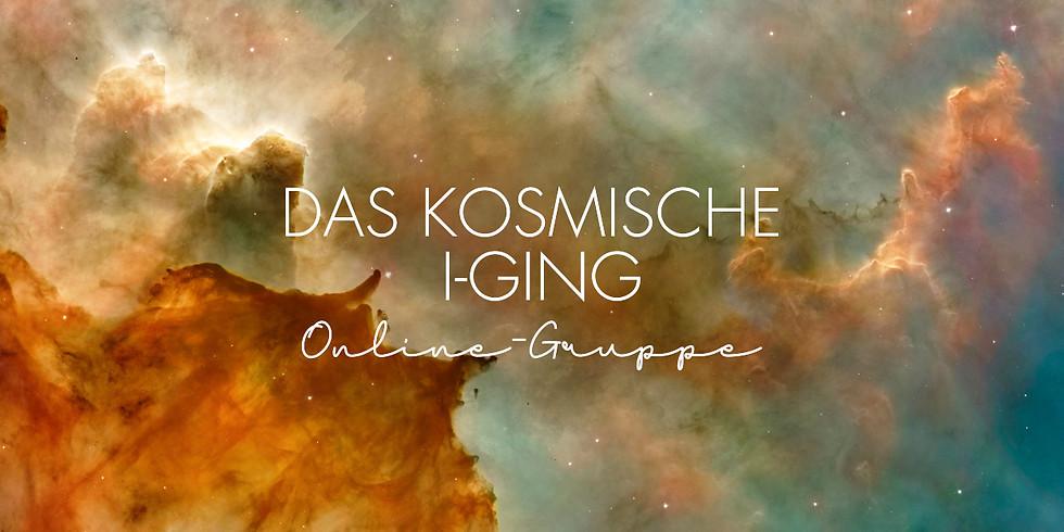 Das Kosmische I-Ging | Online  Gruppe| Selbsterfahrung