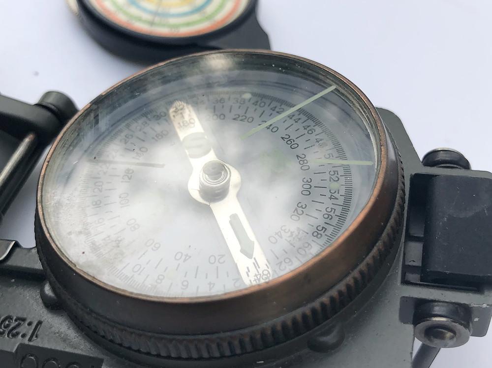 """Auf meinem Blog """"Die Eroberung der inneren Welt"""" schreibe ich über Orientierung versus  Zeitdruck."""