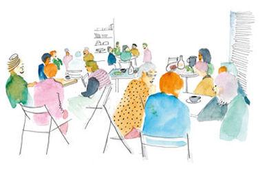 Un rendez-vous mensuel pour les seniors
