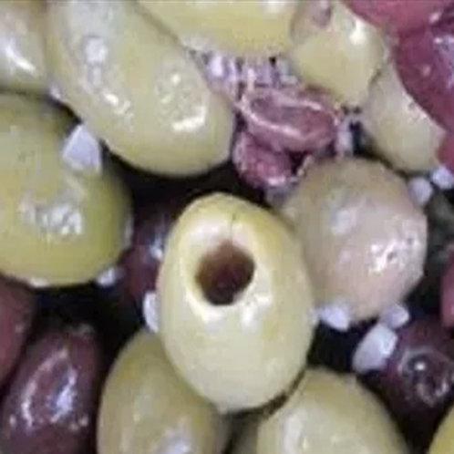 Rosemary & Garlic Olives 200g