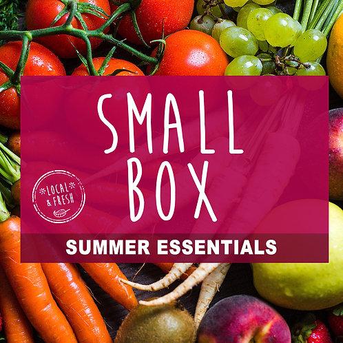 Small - Summer Fruit & Veg Box