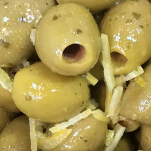 Lemon Olives 200g