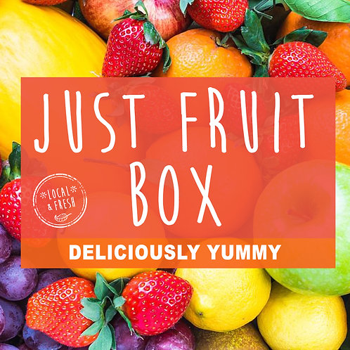 Just Fruit Box