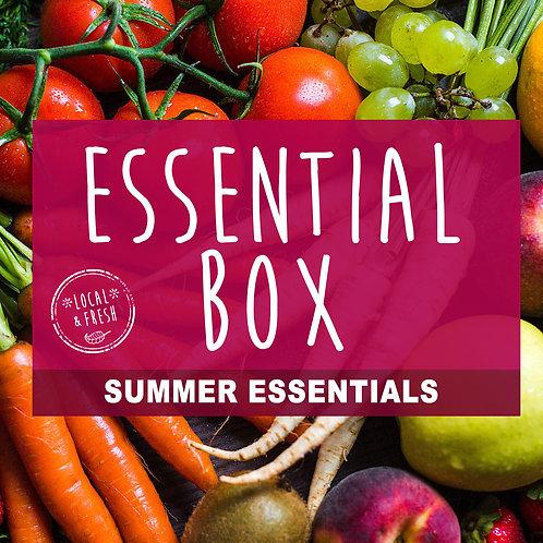 The Essential - Summer Fruit & Veg Box
