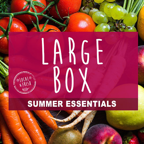 Large - Summer Fruit & Veg Box