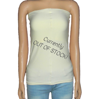 Cream Cotton - Currently OUT OF STOCK! (