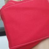 Face Buddy - PolyCotton Red left side.jp